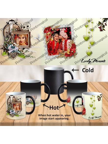 Lovely Moments Personalized Black Magic Mug-MM0019A