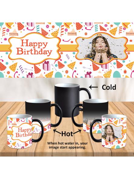 Birthday Celebrations Black Magic Mug-Black-1