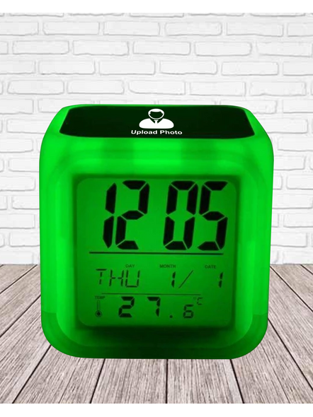 LED Alarm Clock-1