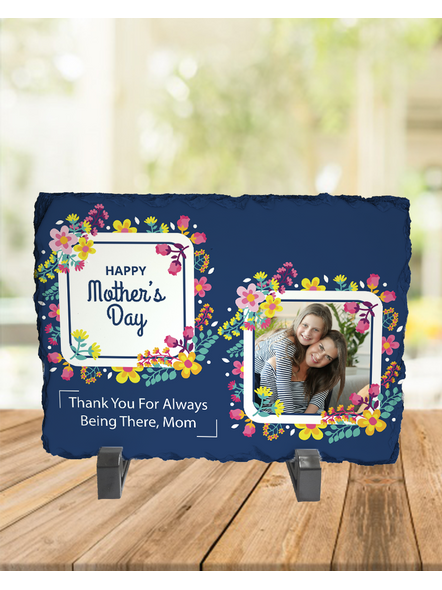 Mother's Day Special Thanks Rectangle Photo Rock Stone-RCTFOTO0017A