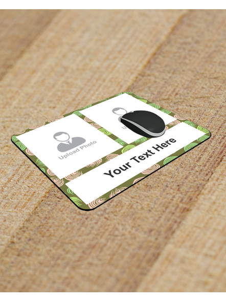 Designer Border Customized Rectangle Mouse Pad-RECTANGLEMP0005A