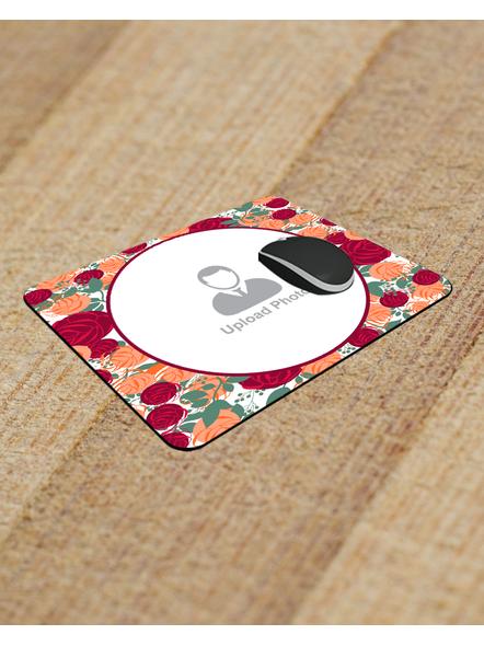 Rose Desiger Customized Rectangle Mouse Pad-RECTANGLEMP0007A