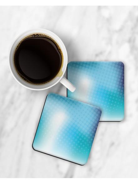 Square Designer Patterns Printed Square Coaster-RCOSTER0013