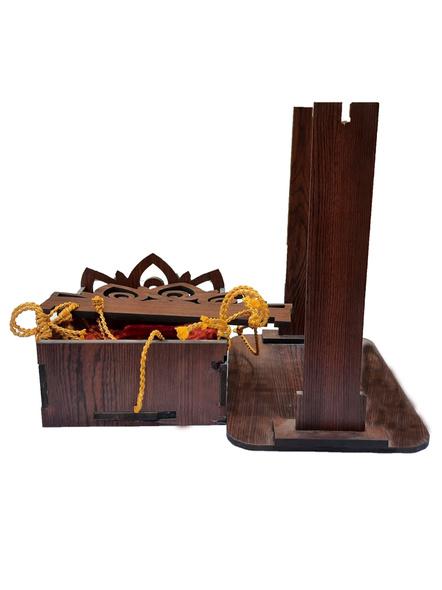 Kanha Ji Jhula with Adjustable Frame Small Size-2