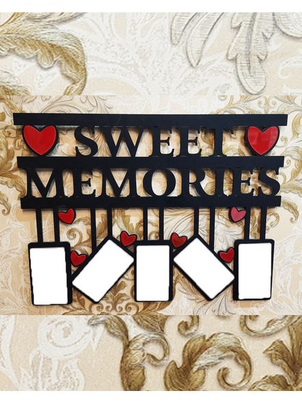 Sweet Memories Wooden Frame| Anniversary Gift| Love Gifts| Gifts for all occasions-1