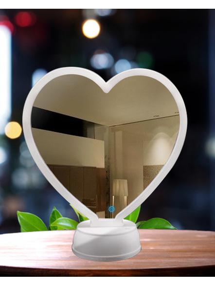 3D Heart Shape Magic Mirror-8 Inches -1