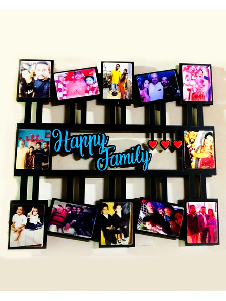 12 Photos Frame for Anniversary happy Family-Anniv044-12-15