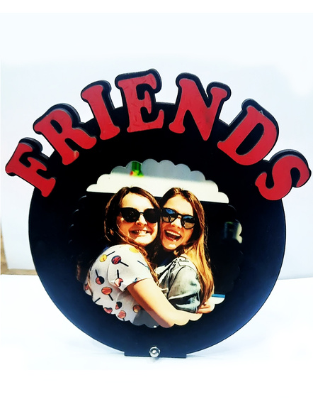 Personalized Friends Table Stand-Frndfrm029-7-7
