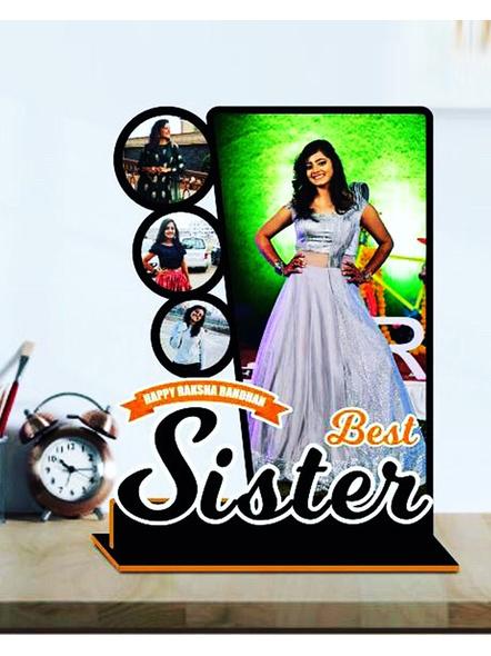 Sister Cutout Frame 4 Photos-ptofrm078-8-10