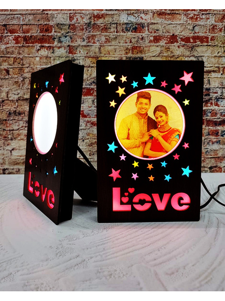 Love You Led Frame 1 Photo-Valfrm054-6-8