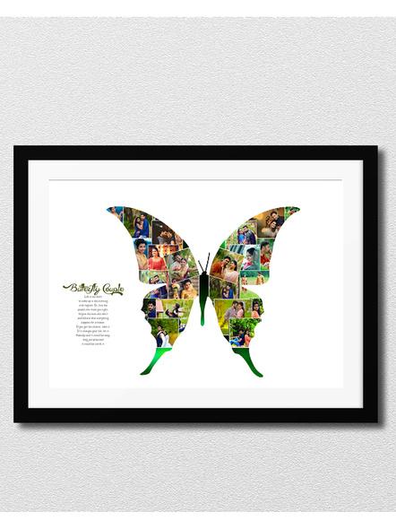 21 Photos Butterfly Frame-Artisticfrm008-8-12