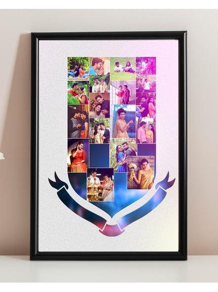 20 Photos Award Shape Collage Frame-Artisticfrm009-12-18