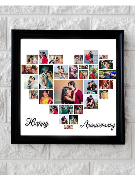 29 Photos Heart Designer Collage Frame-Artisticfrm015-14-14