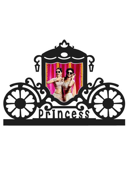 Royal Princess Wooden Photo Frame 1 Photo-ptofrm111-8-12