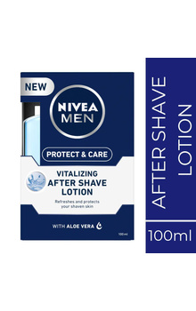Nivea Men After Shave Lotion - Protect and Ca...