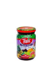Tops Mixed Fruit Jam 250 GM
