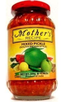 Mixed Pickle 300 GM