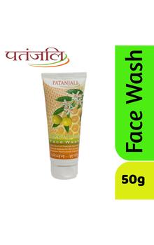 Patanjali Lemon-Honey FaceWash - 50g
