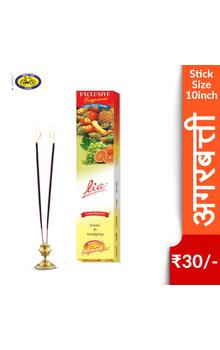Lia Exclusive Fragrance Pooja Agarbatti - Sam...