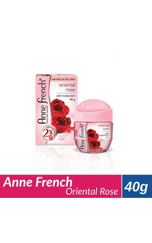 Anne French Hair Removal Cream - Oriental Ros...