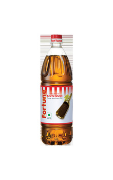 Kachi Dhani Mustard Oil 1 BOTTLE