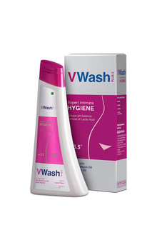 VWash Intimate Liquid Hygiene Wash - 200ml