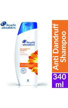 Head & Shoulder Shampoo - Anti Hairfall 340ml