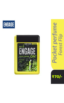 ENGAGE Man Pocket Perfume - FOREST FLIP 250sp...