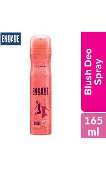 Engage WOMAN Deodorant Spray - BLUSH 150ml