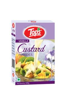 Tops Custard Powder 130 GM