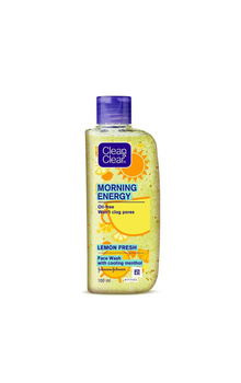 Clean & Clear Morning Energy Lemon Fresh Face...