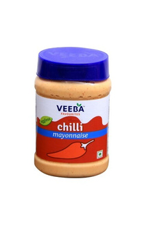 Chilli Mayonnaise (Eggless) 275 GM