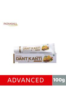 Patanjali Dant Kanti Advance Toothpaste- 100g
