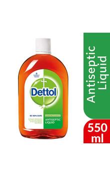 Dettol Antiseptic Liquid 550ml