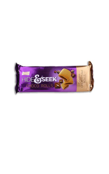 Hide & Seek Choco Rolls 75 GM
