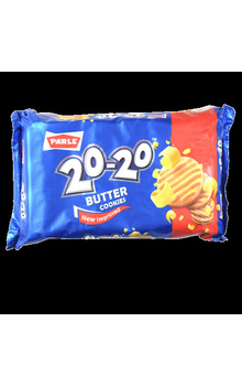 20-20 Butter Cookies 200 GM
