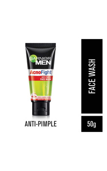 Garnier Men Acno Fight Anti-Pimple Face Wash ...