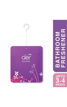 Godrej AER Pocket Bathroom Freshner - VIOLET ...