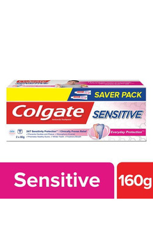 Colgate Sensitive Anticavity ToothPaste Combo...