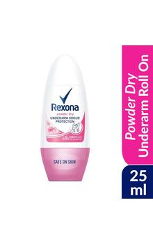 Rexona WOMEN Roll On - Powder Dry 25ml/50ml