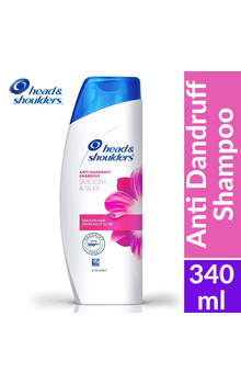 Head & Shoulder Shampoo - Smooth & Silky 340m...