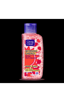 Clean & Clear Morning Energy Berry Blast Face...