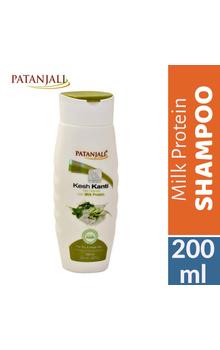 Patanjali Shampoo - Milk Protein 200ml