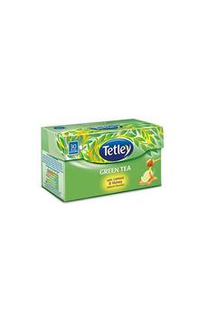 Tetley Green Tea Lemon & Honey (10 Bags) 15 G...