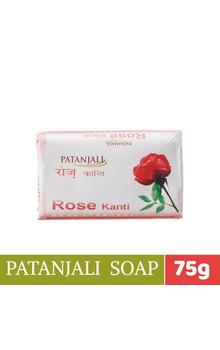 Patanjali Soap - Rose Bathing Bar 75g