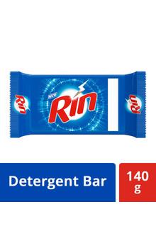 Rin Detergent Bar Soap 140gx3pc