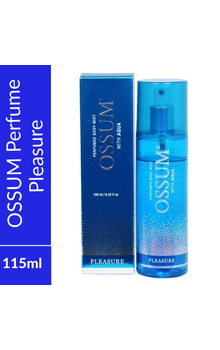 Ossum Perfumed Body Mist Pleasure, 115ml