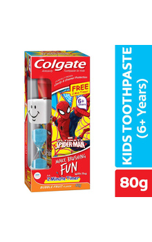 Colgate Kids ToothPaste SPIDERMAN (6+years)