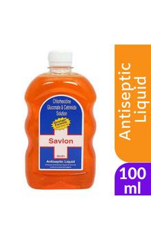 Savlon Antiseptic Liquid - 100ml