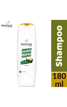 Pantene Shampoo - Silky Smooth Care 180ml Bot...